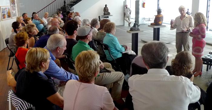 Discorso ▹ Talk ▹ Intervention – Museo d'Arte Orientale Genova Italia