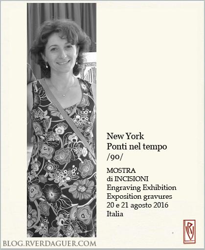 incisore, illustratrice e autrice Valentina Billeta