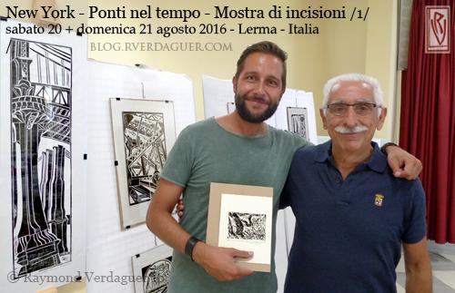 Intervista ▹ Interview ▹ Daniele Prato del giornale della STAMPA