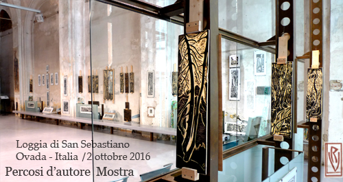 Della Grande Mela all'Alto Monferrato ▹ mostra di incisioni