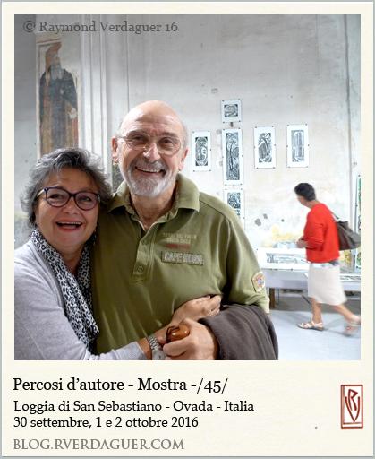 mostra di incisioni - Loggia di San Sebastiano - Ovada - Italia